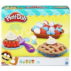 Набор Play-Doh Playful Pies, Праздничный пирог.