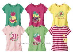 Наборы футболочек Lupilu Германия