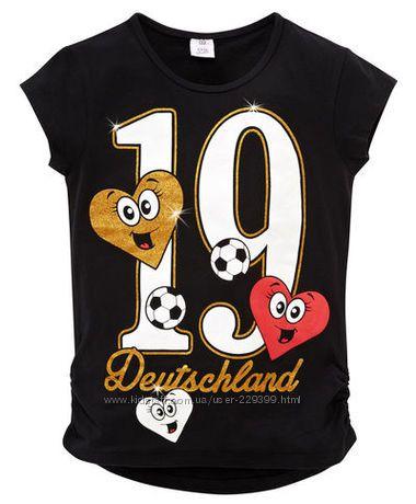 Футболочка Kiki&Koko Германия р. 110, 116