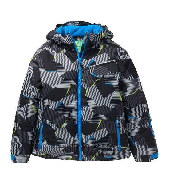 Зимняя термокуртка Y. F. K р. 128-176см