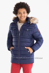 Теплая дутая куртка c&a германия р.176