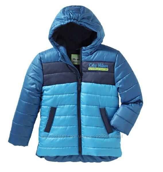 Теплая куртка NKD Германия р. 98. 104