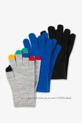 Набор перчаток c&a германия р. 104, 122,
