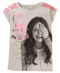 Модная футболка soy luna 128. 134, 140,