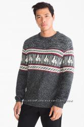 Фирменный свитер c&a германия р. м,