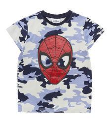 Футболка spider man kik р. 104, 110,