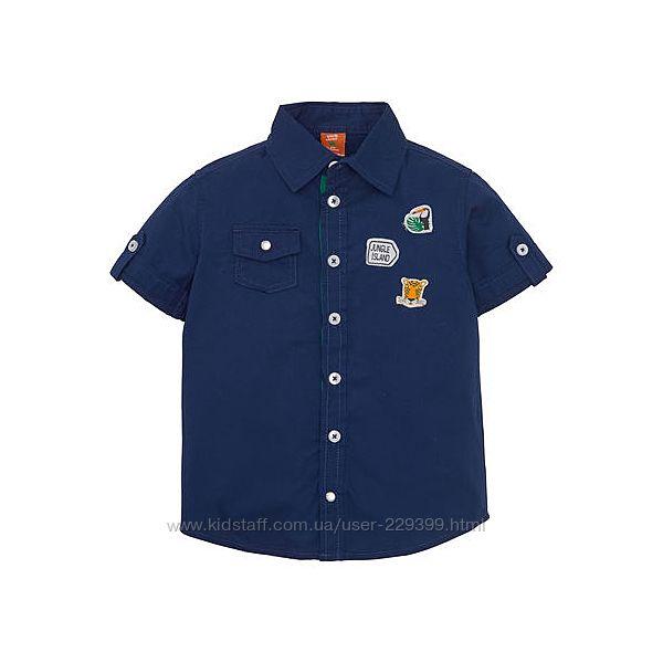 Рубашка kiki&koko германия р. ,122