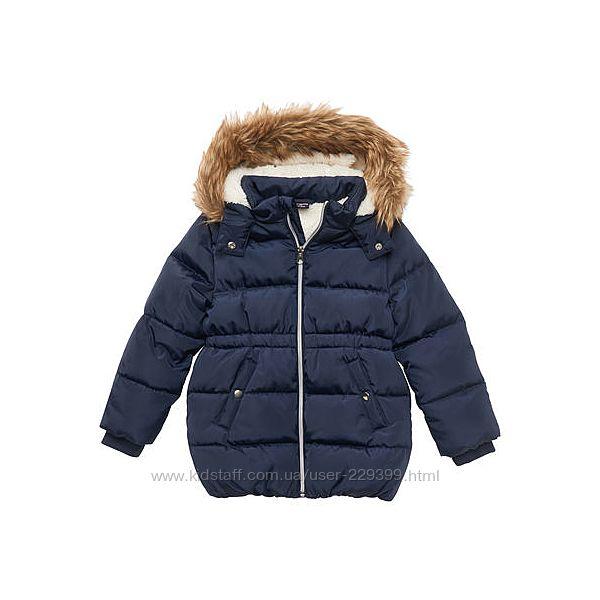 Удлиненная куртка, пальто kiki&koko р.104