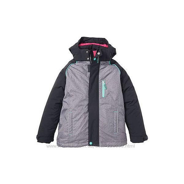 Куртка, флиска 3в1 y. f. k германия р158,164.