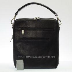 Кожаная мужская сумка.