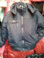 Куртки зимние для мальчиков 5-17лет. Венгрия.