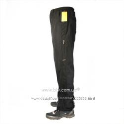Фирменные спортивные брюки плащевка, для мужчин, размеры 46-56