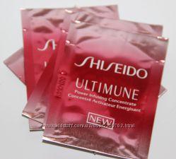 SHISEIDO Концентрат, восстанавливающий энергию кожи, Ultimune
