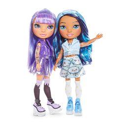 Набор Poopsie Rainbow girls Фиолетовая или голубая леди сюрприз