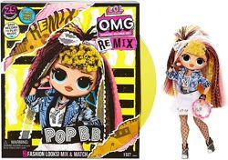 Кукольный набор LOL Surprise OMG Remix Диско-леди