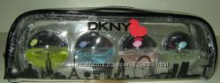 deliciouse  DKNY 4шт мини-набор Нью-Йорк ЛондонПарижРио новый в кор