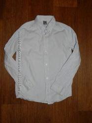 Рубашка на мальчика 7-8 лет фирма Zara