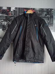 Куртка термо утепленная на мальчика 11-12 лет