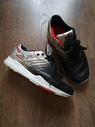 Adidas кроссовки кожаные размер 38