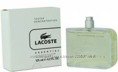 Lacoste Essential туалетная вода оригинал тестер 125 мл