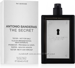 Antonio Banderas The Secret edt 100 ml тестер оригинал