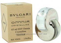 Bvlgari Omnia Crystalline - Туалетная вода оригинал тестер