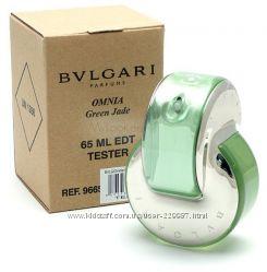 Bvlgari Omnia Green Jade туалетная вода оригинал тестер 65 мл