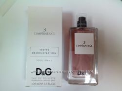 D&G Anthology LImperatrice 3 тестер оригинал 100 мл