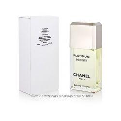 Chanel Egoiste Platinum туалетная вода оригинал тестер 100 мл