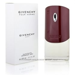 Givenchy pour homme туалетная вода оригинал тестер 100мл