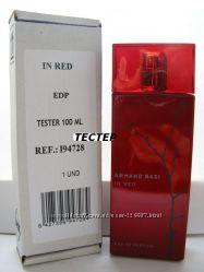 Armand Basi In Red Eau de Parfum парфюмированная вода оригинал тестер