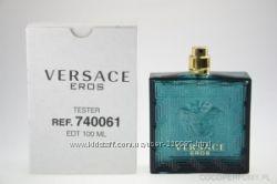 Versace Eros edt оригинал 100 мл тестер без крышечки