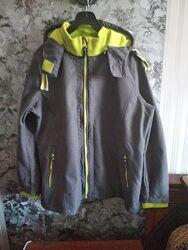 Демисезонная куртка, размер 54-56