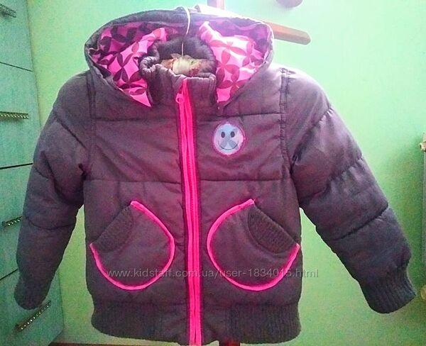 Куртка демисезонная Name it kids, размер 104, возраст 3-4 года.