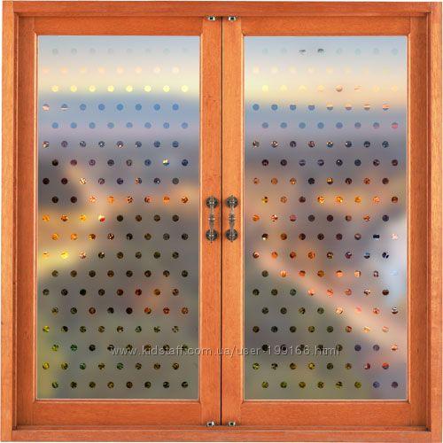 Наклейки на окна, защита от солнца и взглядов. Цена за 1 м погонный