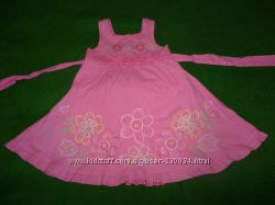 платья на 6-12 месяцев