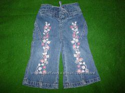джинсы, брюки на 1-1, 5 года