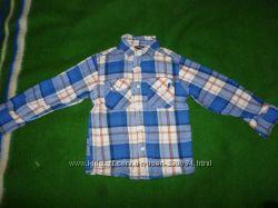 рубашка на 5-6 и 6-7 лет