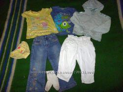 пакет одежды на 2-3 года 3