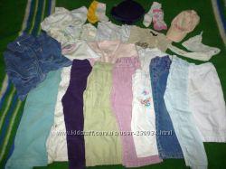 пакет одежды на 2-3 года лот 5