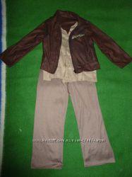 костюм Индиана Джонс на 3-5 лет