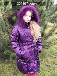 зимняя куртка, пальто от 8 до 12 лет разные размеры