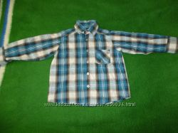 рубашки на 4-5 лет