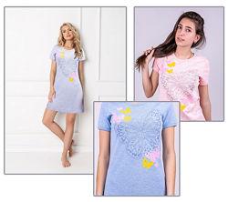 Универсальная ночная сорочка и домашнее платье