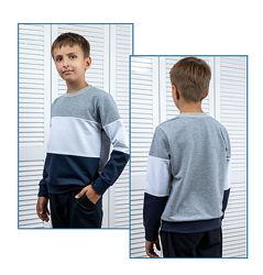 Джемпер для мальчика качественный трикотаж