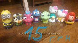 MCDONALDS, Kinder и другие интересные игрушки