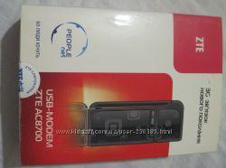 3G USB модем PEOPLEnet, смс, голосовые звонки, интернет, и подарок