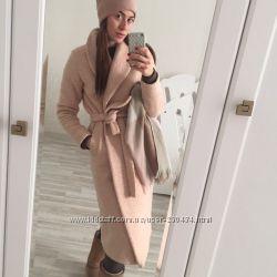 Стильное пальто, жилетки оверсайз, бойфренд, кокон для мамы и дочки пошив