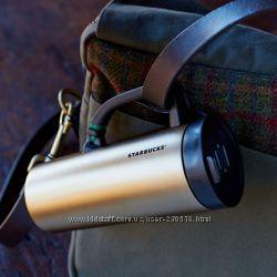Легендарная термокружка из США Starbucks Stainless Steel Clip Tumbler