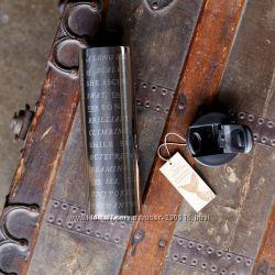 Легендарная термокружка из США Starbucks Stainless Steel Chevron Tumbler